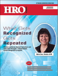 HRO Today Magazine August
