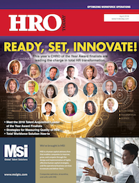 CHRO of the Year Award Finalists