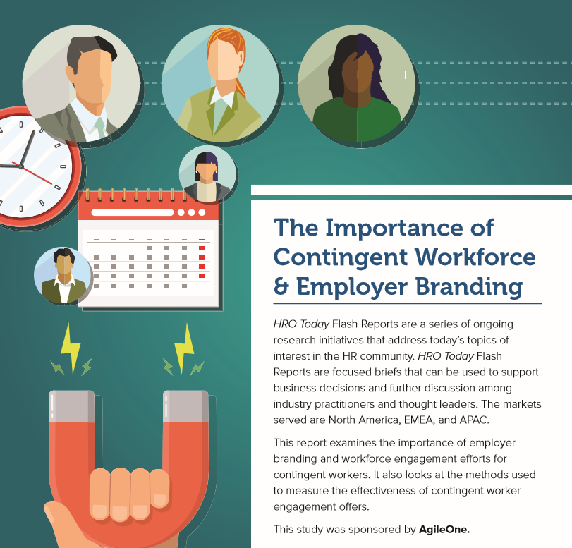 Flash Report: The Importance of Contingent Workforce & Employer Branding