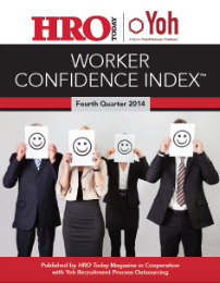 HRO Today Yoh Worker Confidence Index